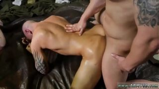 Hot sex nude army men video and military gay huge dick movie Fight
