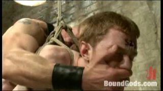 House Dom Adam Herst Breaks In A New House Slave