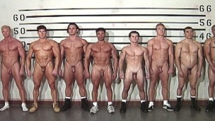 Pretty Boys In Prison- Ace Hanson &Amp; Naked Hunks In Trouble